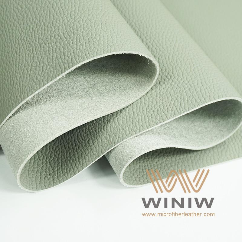 WINIW Microfiber Automotive Leather OL Series Light Grey Color