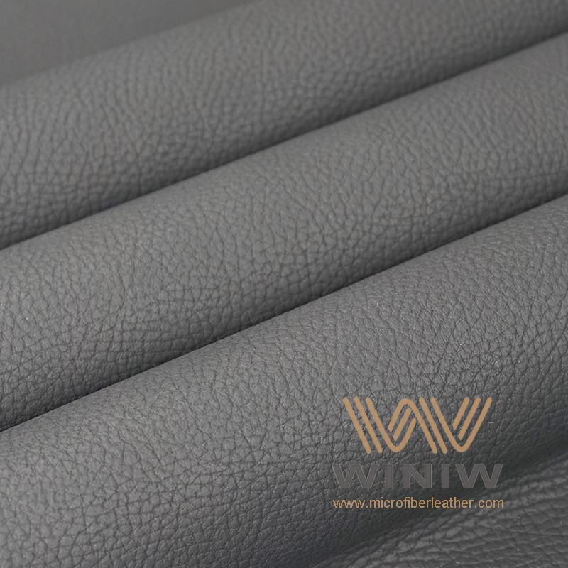 WINIW Microfiber Automotive Leather OL Series Black Color