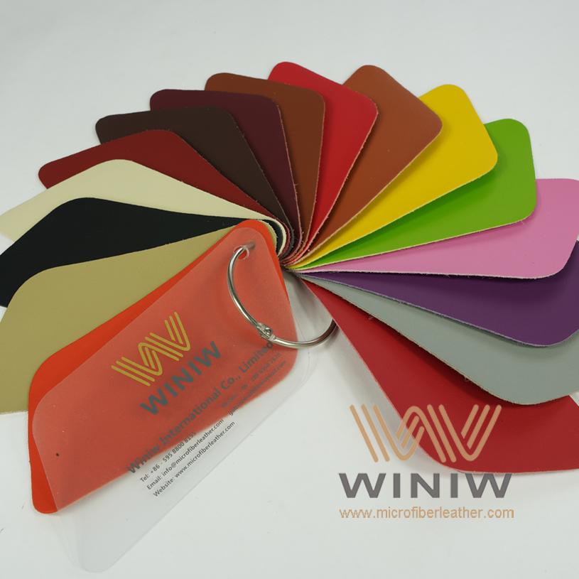 WINIW Microfiber Automotive Leather MH Series Color Catalog