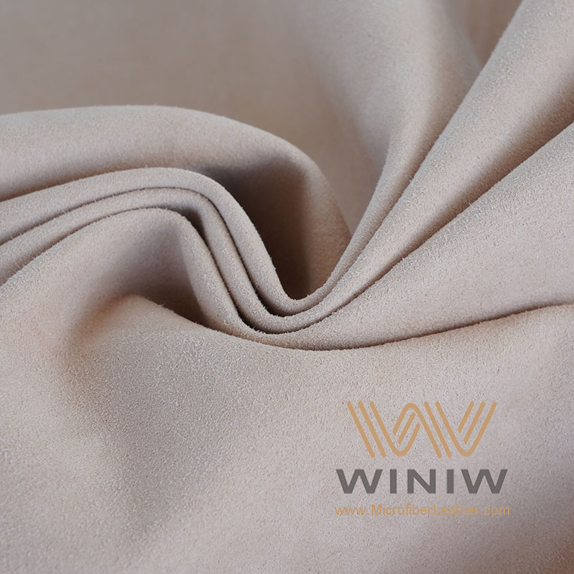 Superior Abrasion Resistant Microsuede Shoe Lining Fabric