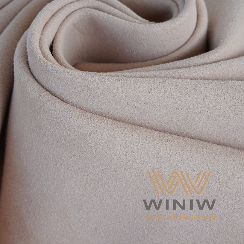 Microsuede Shoe Lining Fabric Material
