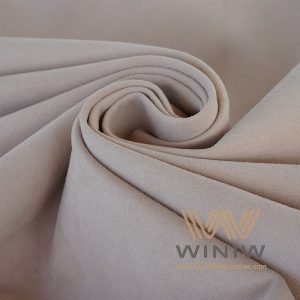 Superior Abrasion Resistant Microsuede Shoe Lining Fabric Material