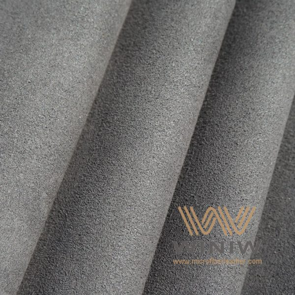 PU Microsuede Synthetic Leather