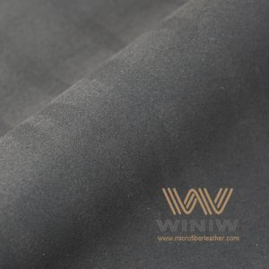 Microfiber Ecosuede Shoe Lining Fabric Material