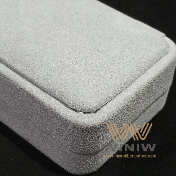 Micro Fiber Synthetic Suede Material for Jewellery Display