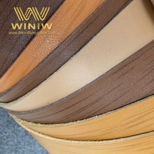 2mm 3mm Thick Patterned Faux Leather Vegan Leather Fabric