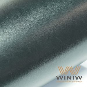 3mm 4mm Thick PU Synthetic Leather for Belt Making